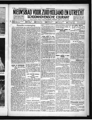 Schoonhovensche Courant 1938-07-13