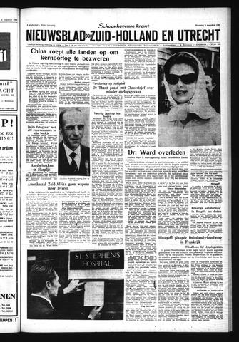 Schoonhovensche Courant 1963-08-05