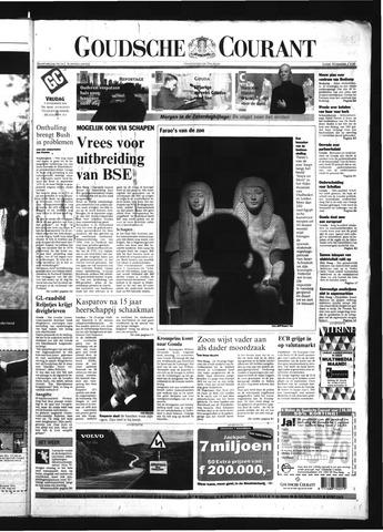 Goudsche Courant 2000-11-03