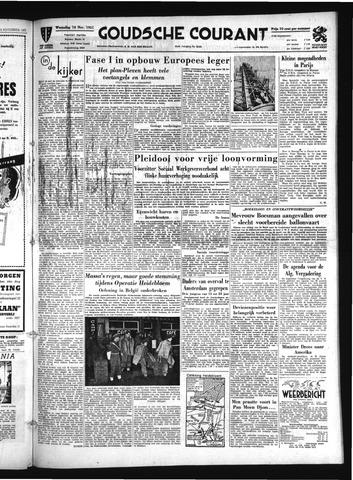 Goudsche Courant 1951-11-14
