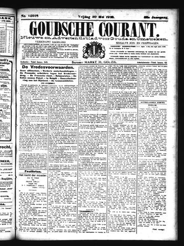 Goudsche Courant 1919-05-30