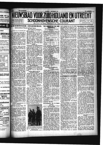 Schoonhovensche Courant 1942-09-07