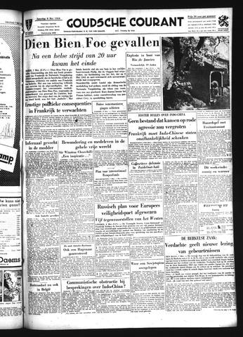 Goudsche Courant 1954-05-08