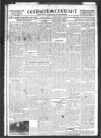 Goudsche Courant 1944-09-08