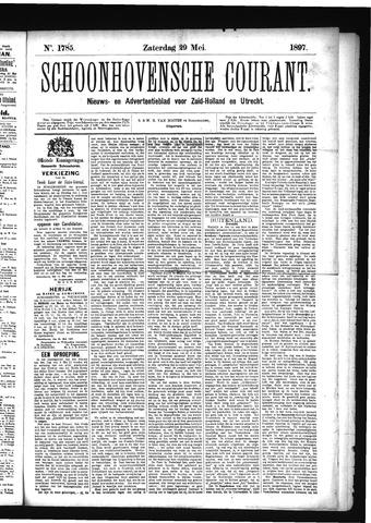 Schoonhovensche Courant 1897-05-29