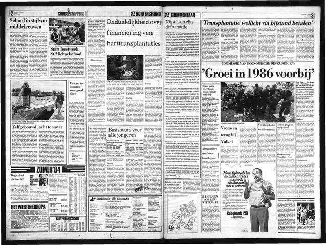 Goudsche Courant 1984-06-26