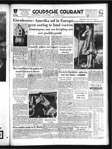 Goudsche Courant 1959-03-12