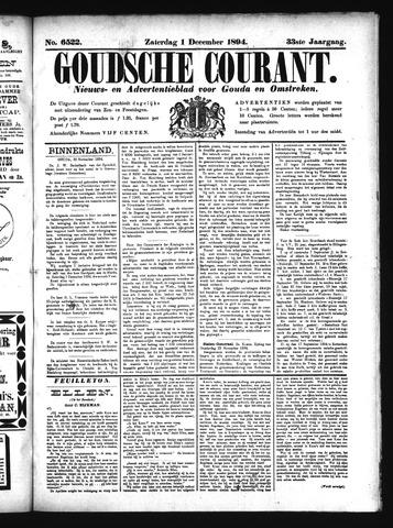 Goudsche Courant 1894-12-01