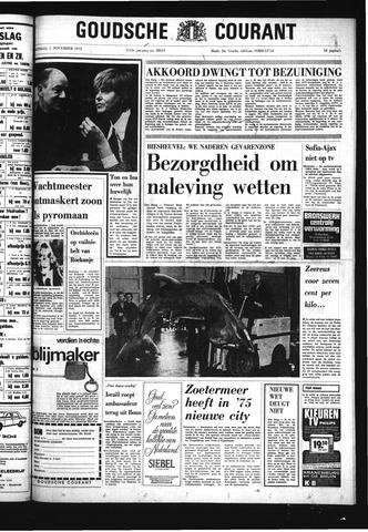 Goudsche Courant 1972-11-01
