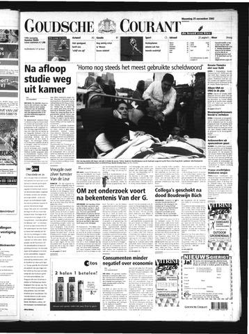 Goudsche Courant 2002-11-25