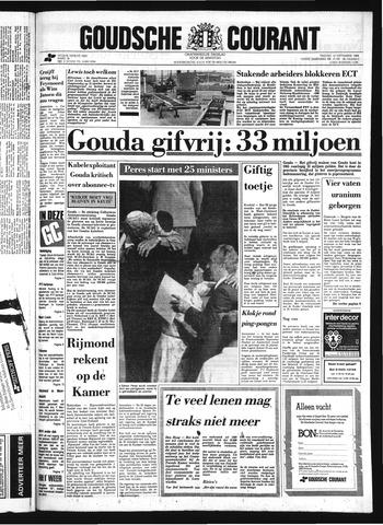Goudsche Courant 1984-09-14