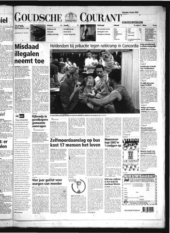 Goudsche Courant 2002-06-18