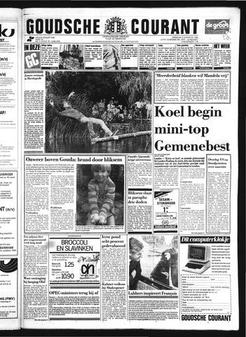 Goudsche Courant 1986-08-04