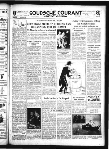 Goudsche Courant 1950-01-14