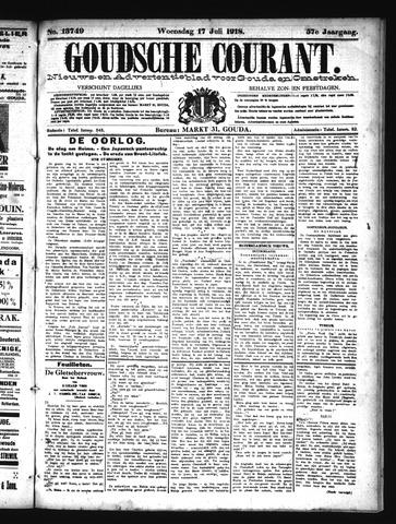 Goudsche Courant 1918-07-17