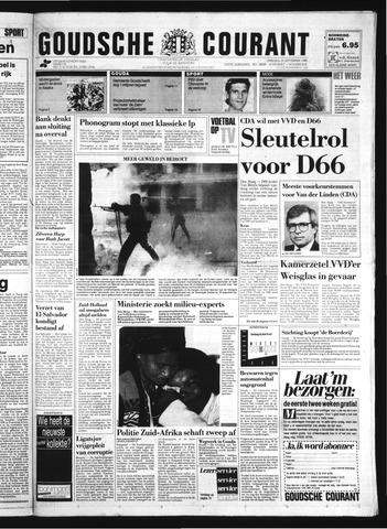 Goudsche Courant 1989-09-12
