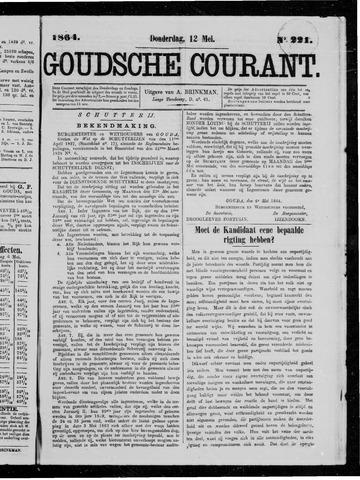 Goudsche Courant 1864-05-12