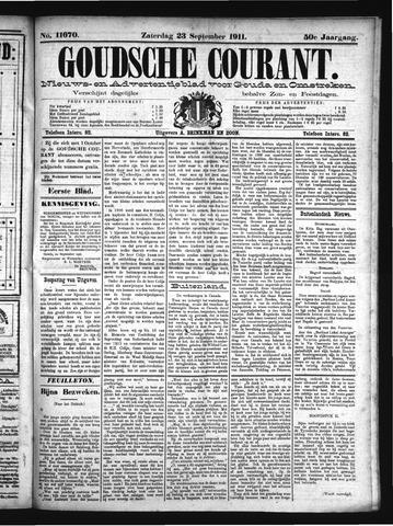Goudsche Courant 1911-09-23