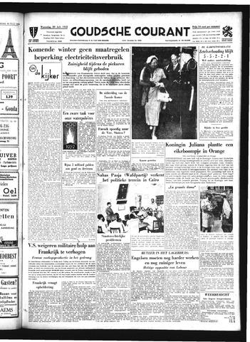 Goudsche Courant 1952-07-30