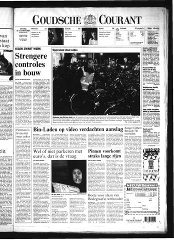 Goudsche Courant 2001-12-18