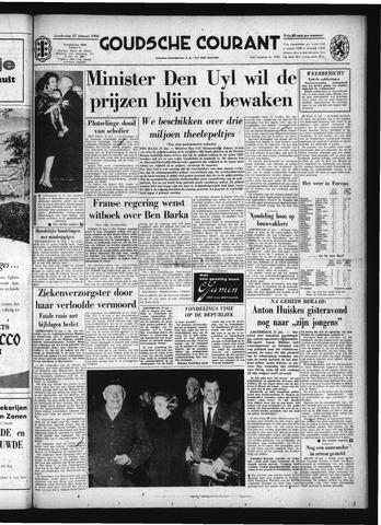 Goudsche Courant 1966-01-27