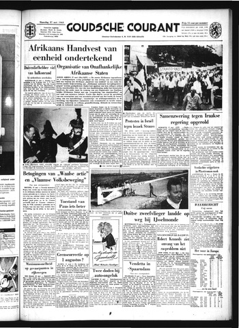 Goudsche Courant 1963-05-27