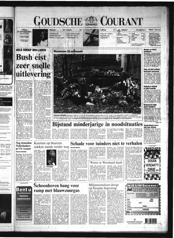 Goudsche Courant 2001-09-21