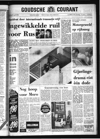 Goudsche Courant 1978-04-24