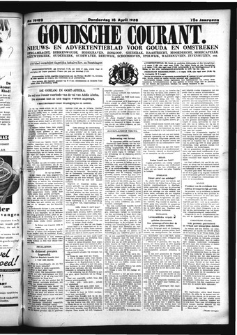 Goudsche Courant 1936-04-16