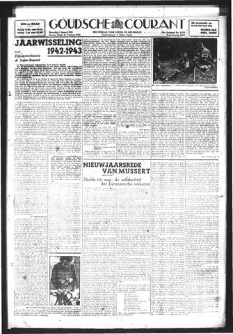 Goudsche Courant 1943