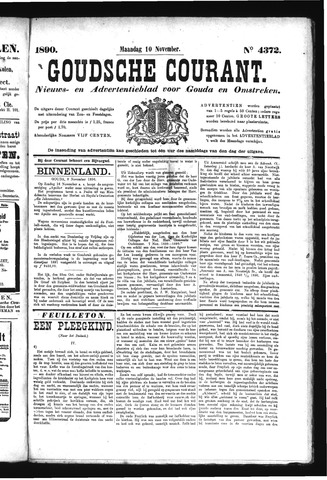 Goudsche Courant 1890-11-10
