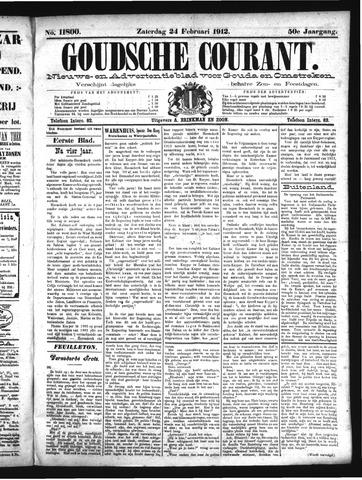 Goudsche Courant 1912-02-24