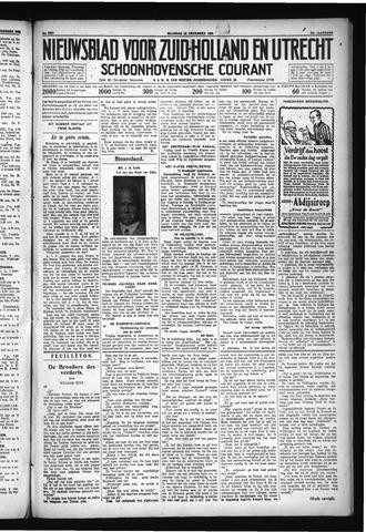 Schoonhovensche Courant 1930-12-22