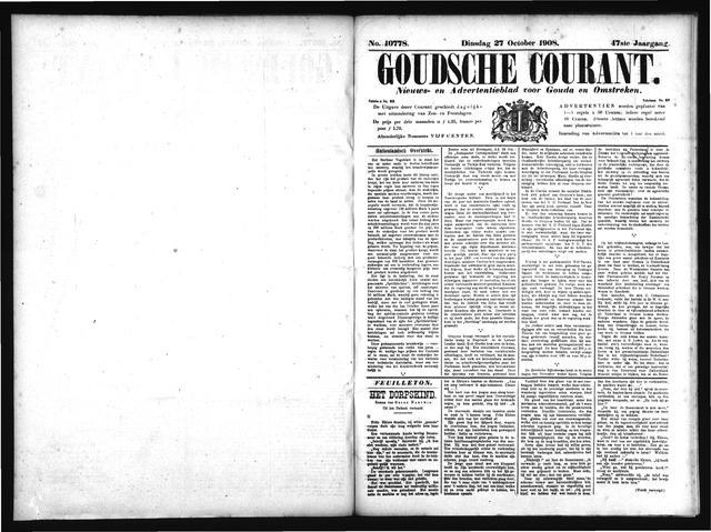 Goudsche Courant 1908-10-27