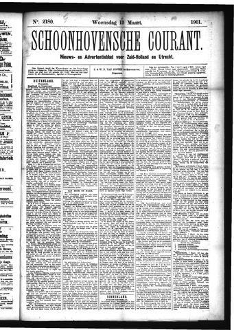 Schoonhovensche Courant 1901-03-13