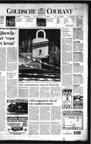 Goudsche Courant 2002-04-25