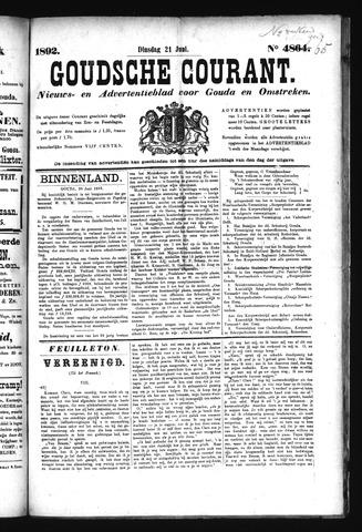 Goudsche Courant 1892-06-21