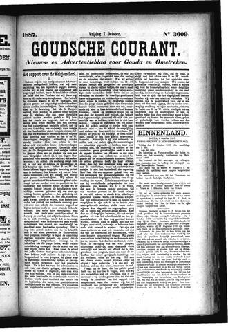Goudsche Courant 1887-10-07