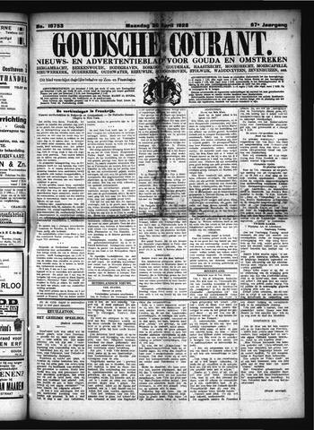 Goudsche Courant 1928-04-30
