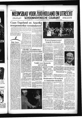 Schoonhovensche Courant 1956-07-18