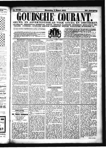 Goudsche Courant 1925-03-09