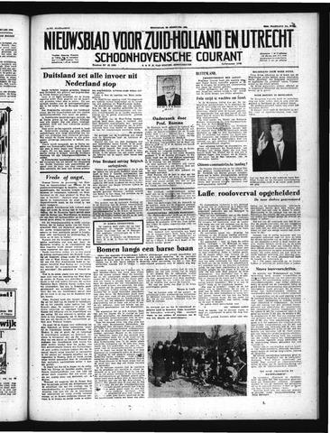 Schoonhovensche Courant 1951-02-28