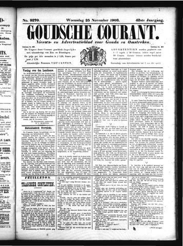 Goudsche Courant 1903-11-25