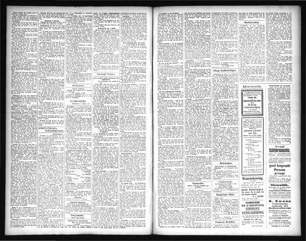 Schoonhovensche Courant 1927-06-22