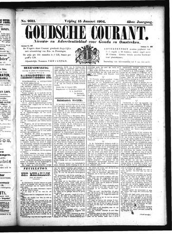 Goudsche Courant 1904-01-15