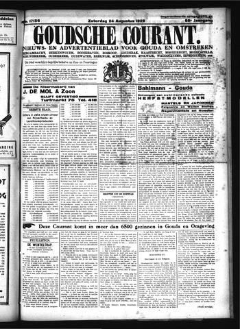 Goudsche Courant 1929-08-24