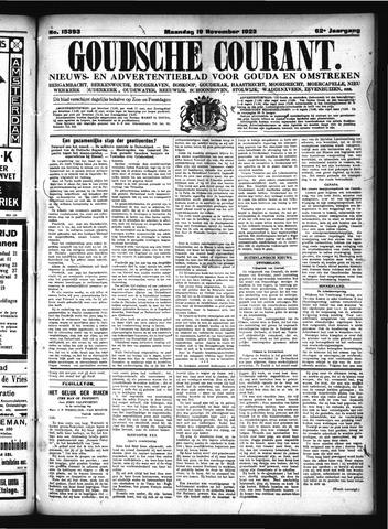 Goudsche Courant 1923-11-19