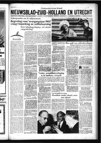 Schoonhovensche Courant 1964-09-16