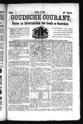 Goudsche Courant 1881-05-22