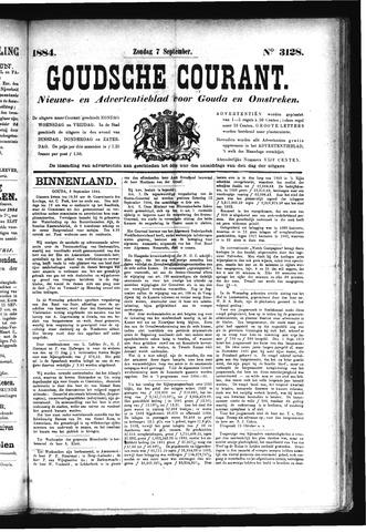 Goudsche Courant 1884-09-07